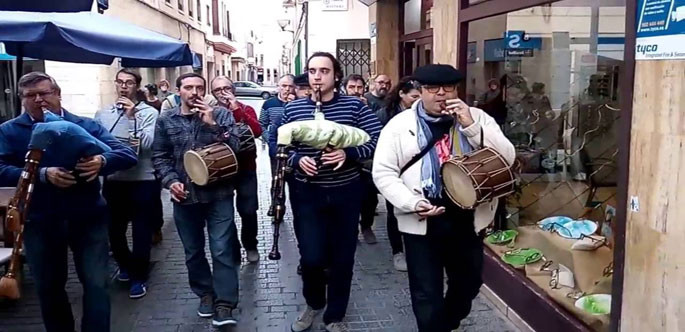 meeting-of-xeremiers-and-luthiers-fair-in-sa-pobla