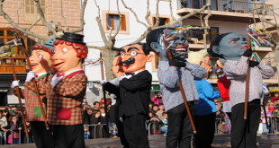 Mallorcan Culture: A very short introduction: Giants, big-heads and demons