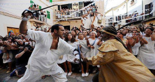 Moors and Christians, the endless battle