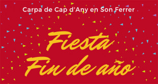 New Year's Eve Party in Calvià (Son Ferrer)