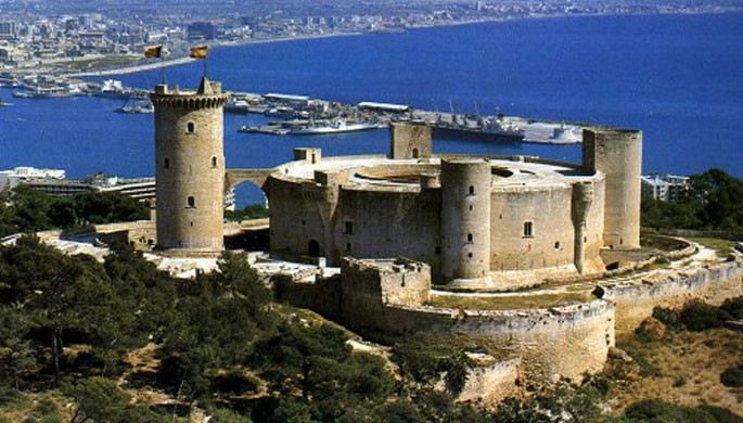 mallorca-castles-historical-fortresses