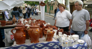 Artisan fair in Alaró