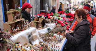 Algaida Christmas  Market & Festivities