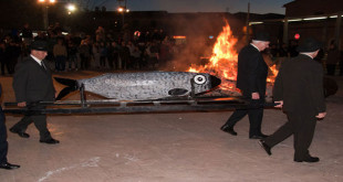 'Sa Rua' and Burial of the Sardine in Marratxí