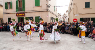 Festivities of Sant Honorat & Sant Antoni in Algaida