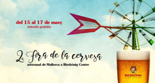 I Mallorcan Craft Beer Festival