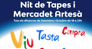 Tapas Night & Artisan Market in sa Pobla