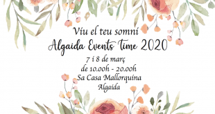 Algaida Events Time